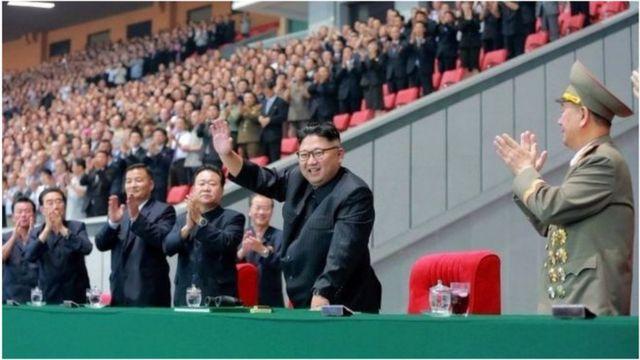 Kim Jong-un amaze kwica abategetsi benshi kuva ashitse ku butegetsi