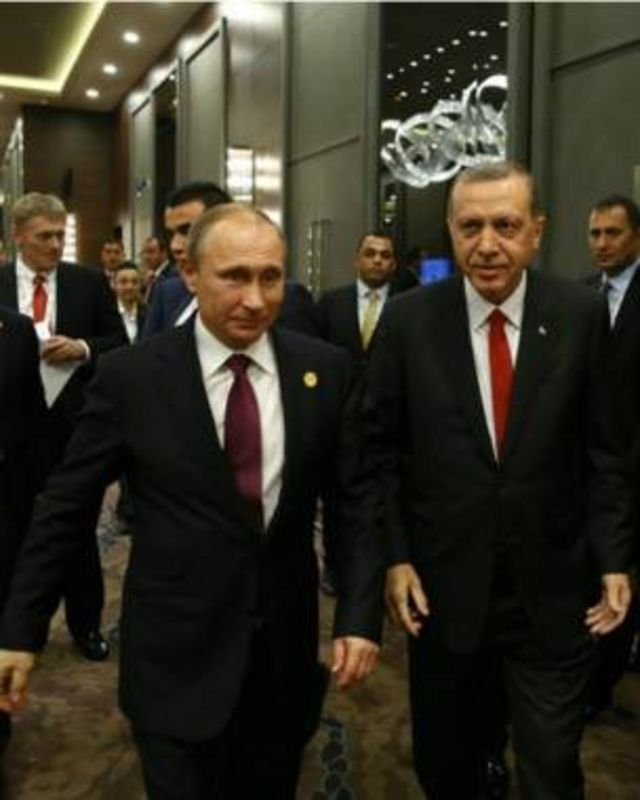 La signature de cet accord est le dernier signe en date du réchauffement des relations entre Moscou et Ankara