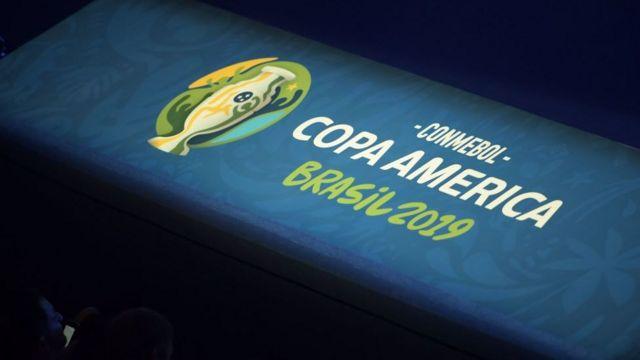 Logo de la Copa América