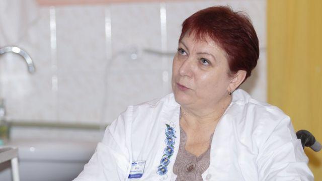 Валентина Пугач
