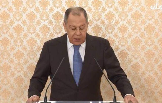 سرگی لاوروف وزیر خارجه روسیه در این کنفرانس گفت که آنها نگران وضعیت امنیتی افغانستان هستند