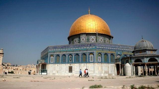 Al Aqsa Mosque - Jerusalem, Palestine