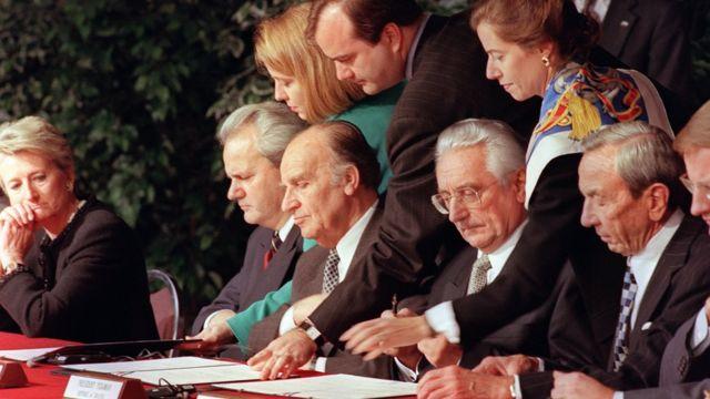 Dejton, Ohajo, 21. novembar 1995. godine