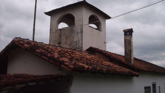 Torre da Casa do Mengele em Serra Negra