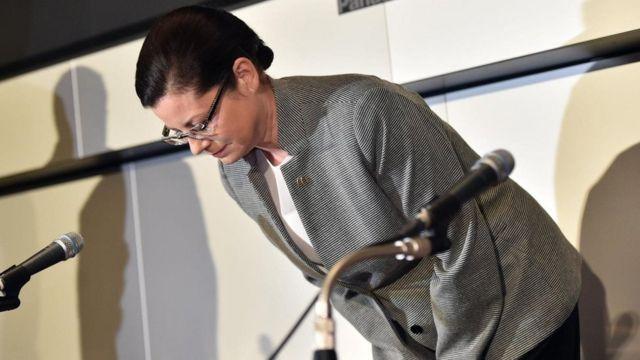 سارا كازانوفا، رئيسة عمليات ماكدونالدز في اليابان