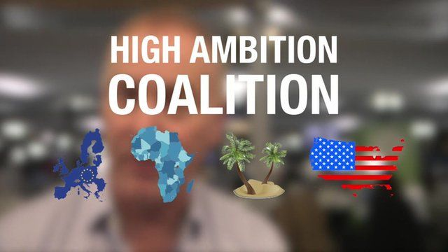 COP21 factions graphic
