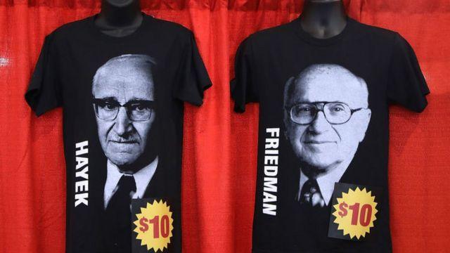 Hayek y Friedman