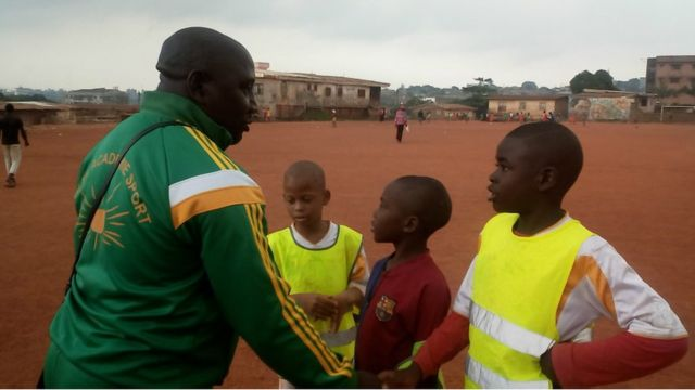 Football, Cameroun