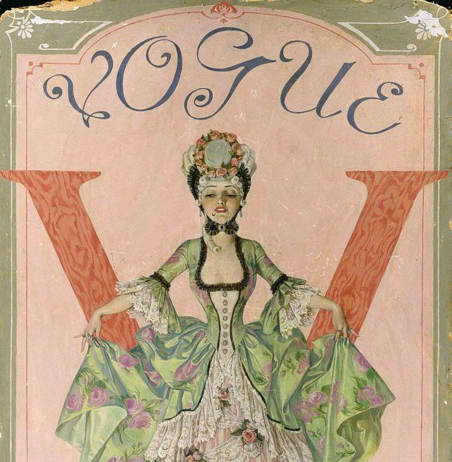 Vogue de principios del siglo XIX