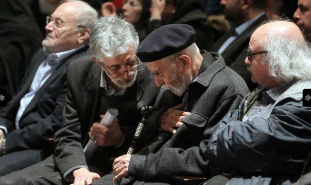 شب بزرگداشت محمدعلی موحد/ مجتبی محمدلو