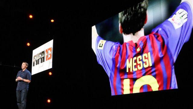 Presentación del FIFA13