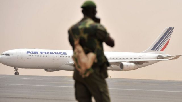 Аэропорт Бамако