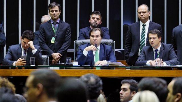 Mesa da Câmara dos Deputados