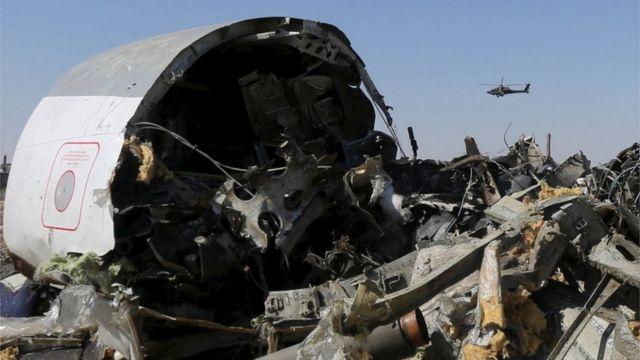 أوقفت رحلات الطيران من روسيا إلى مصر بعد تحطم طائرة روسية في سيناء في أكتوبر/تشرين الأول 2015