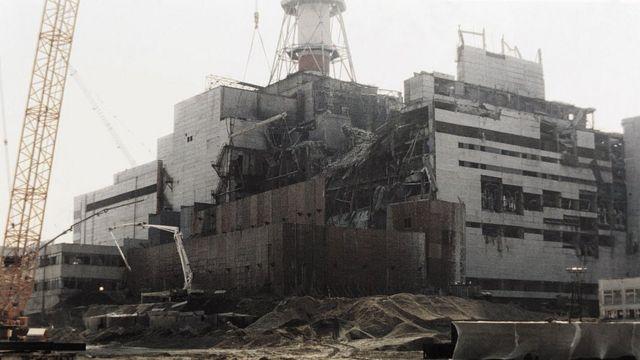 Usina de Chernobyl
