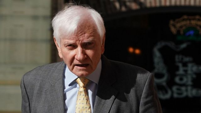 Harvey Proctor: Murder and abuse claims 'horrendous', says former MP
