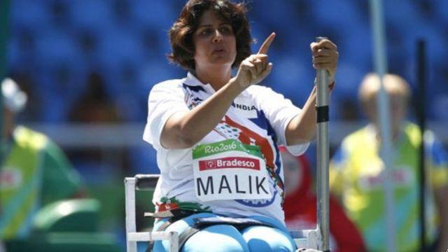 पैरालिंपिक , रजत, पदक , भारत , दीपा मलिक