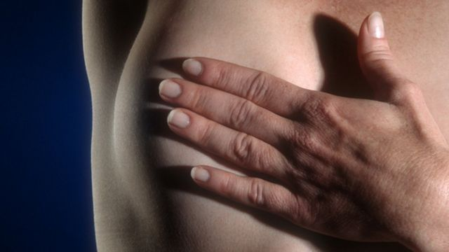 Warning over non-lump breast cancers