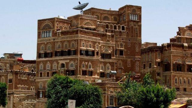 صنعا پایتخت یمن