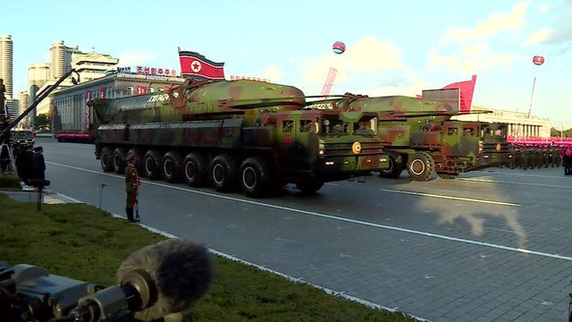 Nuclear Weapons in North Korea