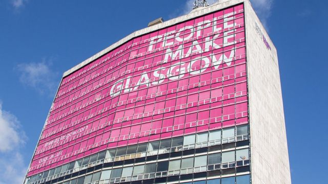 Landmark 'People make Glasgow' tower sold for redevelopment