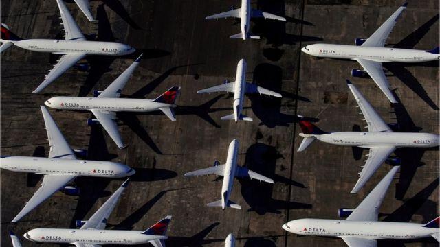 فيروس كورونا: لماذا كانت حصيلة ضحايا حوادث الطائرات مرتفعة في 2020 رغم الوباء؟