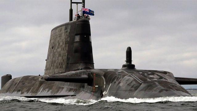 Australian Submarine