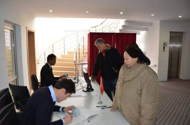 Qirg'izistonda referendumga odamlar deyarli qiziqmagan