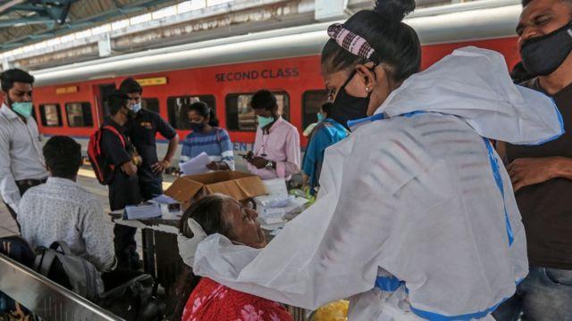 Індія посідає друге місце у світі за кількістю випадків коронавірусу