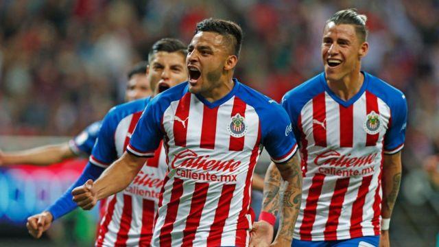 Chivas de Guadalajara players