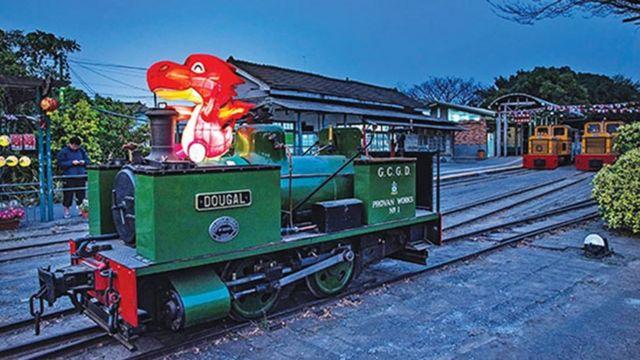 Steam locomotive returns from 8,000-mile Taiwan trip