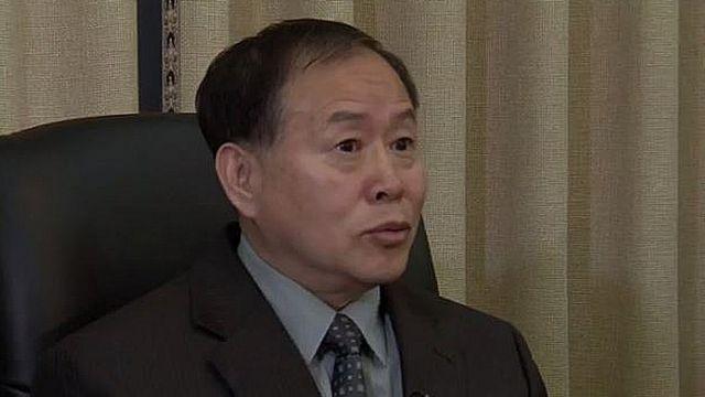 El viceministro de Relaciones Exteriores norcoreano, Han Song-Ryol