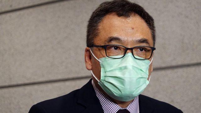 李桂华之前在有组织罪案及三合会调查科工作,周三首次以国家安全处高级警司会见传媒。