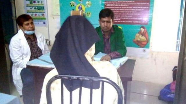 बांग्लादेशी डॉक्टर