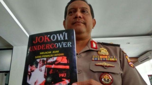 Jokowi undercover