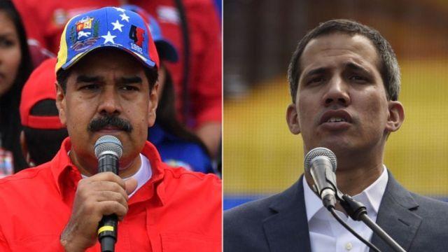 Coronavirus en Venezuela: el inesperado acuerdo entre Nicolás Maduro y Juan  Guaidó contra el coronavirus y qué significa para el país - BBC News Mundo