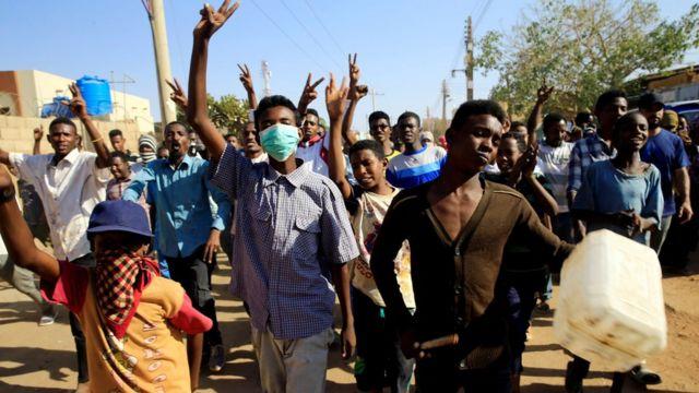 Kumekuwa na maandamano kote Sudan kumtaka Rais Bashir kuondoka madarakani