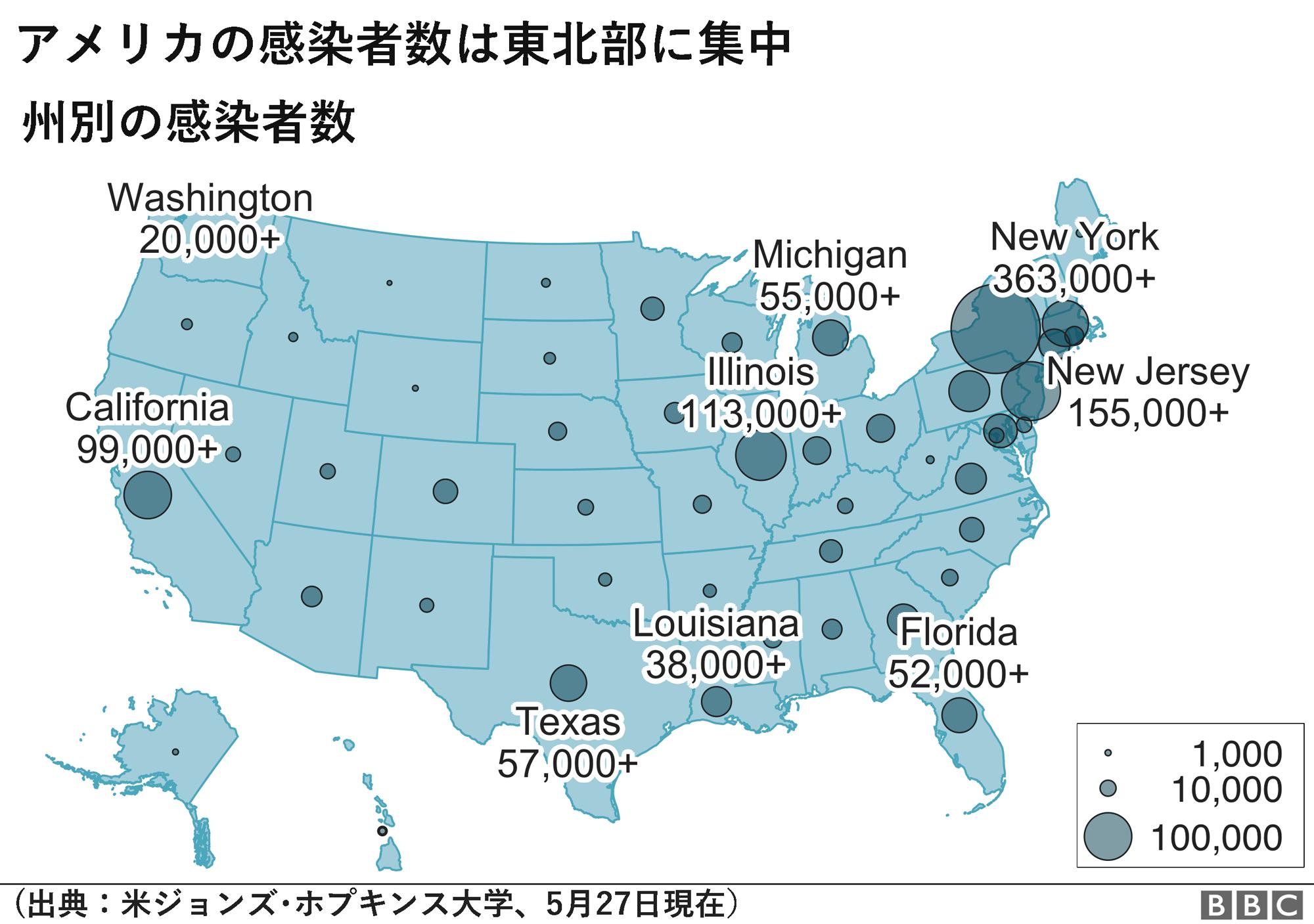 人口 アメリカ