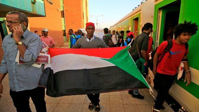 Bikin zagayowar ranar da aka fara boren da ya kawo karshen mulkin Omar al Bashir