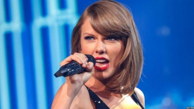 Taylor Swift faces painting copyright row