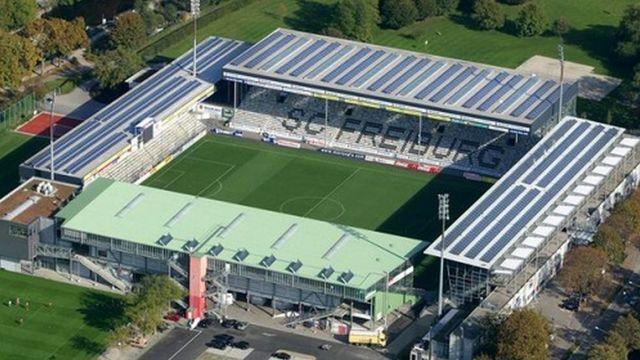 SC Freiburg klubunun stadion kompleksi, günəş enerjisi, təkrar istifadə olunan istilik enerjisi