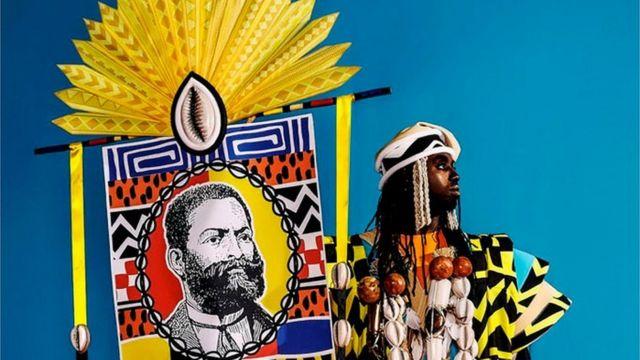 Tributo ao abolicionista negro Luís Gama
