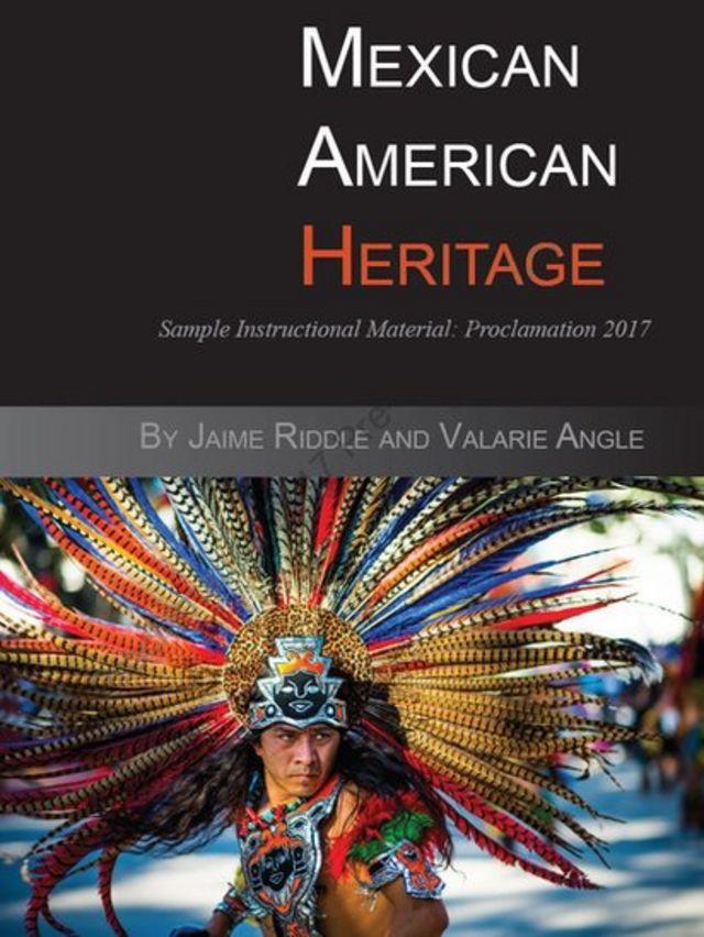 Portada del libro Mexican American Heritage