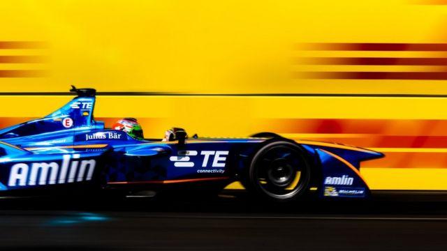 A photographer's view of Formula E