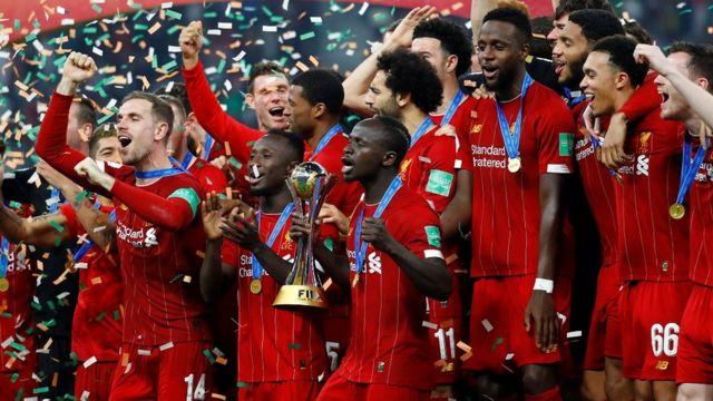 Liverpool F C 2020 ọ Ga Abụ Afọ Ha Ga Emecha Metụ Iko Premier League Aka Bbc News Igbo