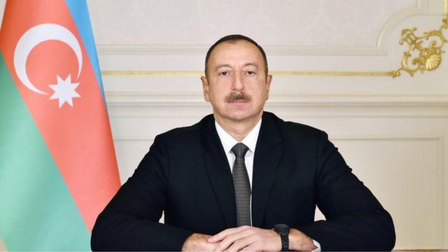 President Ilham Əliyev