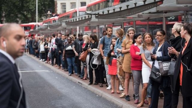 Tube strike suspended by unions