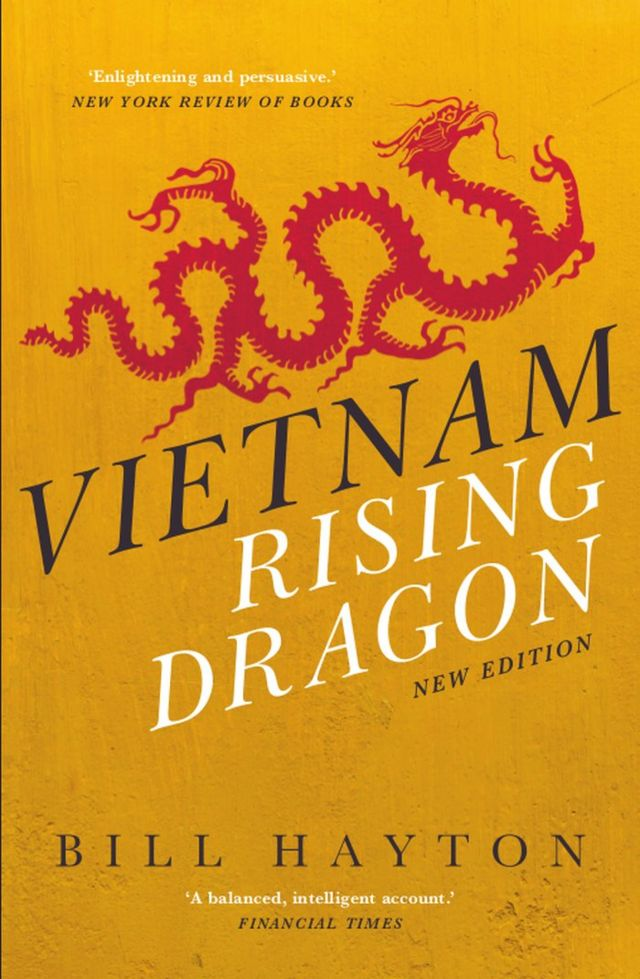 Bill Hayton VN Rising Dragon book cover
