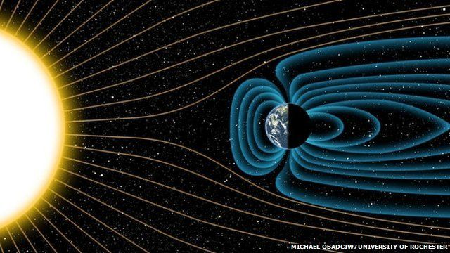 Earth magnetic shield is older than previously thought