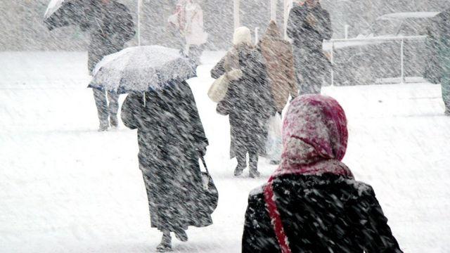 Зима в счастливой Финляндии долгая и холодная